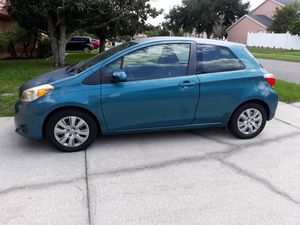 2012 Toyota Yaris LOW MILES!!! for Sale in Orlando, FL