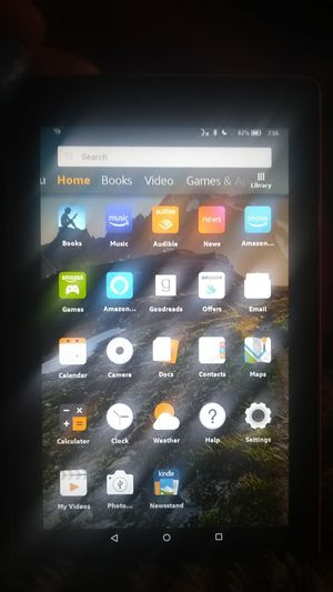 Amazon fire tablet for Sale in North East, MD