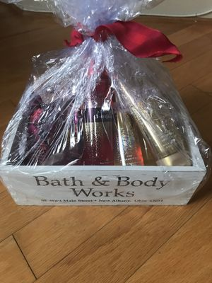 Bath and Body Works set for Sale in Alexandria, VA