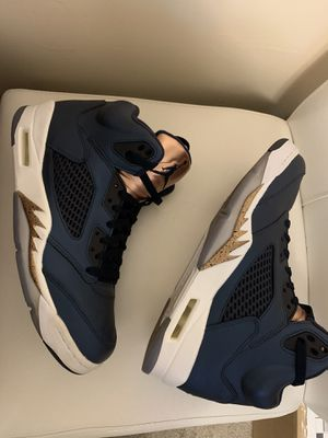 VNDS JORDAN 5 BRONZE SIZE 9.5 for Sale in Kent, WA