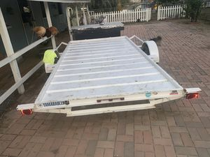 Flatbed trailer 6x12 $1500 for Sale in Riverside, CA