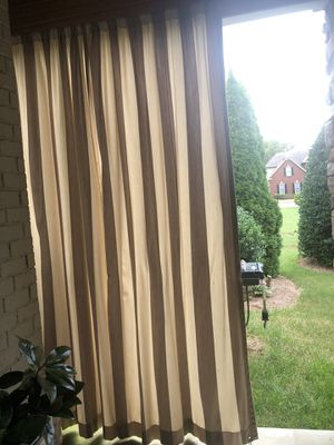 Sunbrella Outdoor Curtains for Sale in Murfreesboro, TN