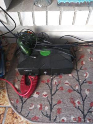 Xbox system and game lot for Sale in Everett, WA