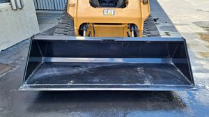 "84"" Skid steer Bucket............$975.00 for Sale in Miami, FL"