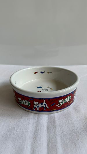 Cat dish for Sale in Kennesaw, GA