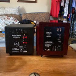 Subwoofer Amplifier Set for Sale in Keller,  TX