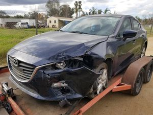 2016 mazda 3 parts only for Sale in Riverside, CA