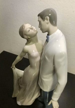 VINTAGE LLADRO COUPLE IN LOVE FIGURINE #6475 for Sale in Brooklyn, NY