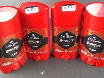 4 Pack Old Spice Swagger Antiperspirant & Deodorant Red Collection 2.6 Oz for Sale in Queens,  NY