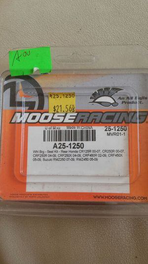 Moose Racing Wheel Bearing Kit for Sale in Jacksonville Beach, FL