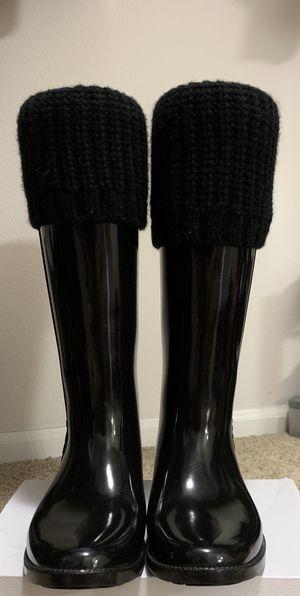 Michael Michael Kors Mandy Rain Boots Size 8 for Sale in Auburn, WA