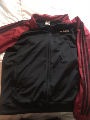 Adidas Track Jacket Size Large for Sale in Tacoma, WA