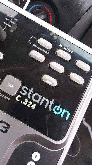 Stanton c. 324 / DJ equipment mixer for Sale in Fresno, CA