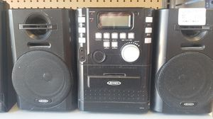 Jensen CD player with cassette for Sale in Houston, TX
