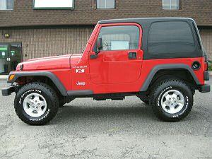 Price$1000 Jeep 2002 Wrangler X BestOffer for Sale in Dallas, TX