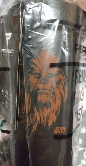 Chewbacca Star Wars protein bottle shaker for Sale in Cypress, CA