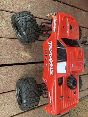 Nitro Traxxas Gad Truck for Sale in Smyrna, TN