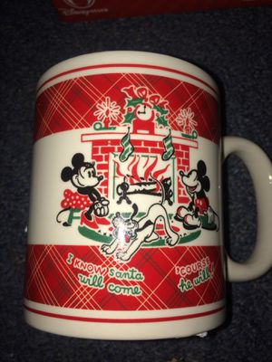 Disney Dessert Plates and Mugs for Sale in Englewood, CO
