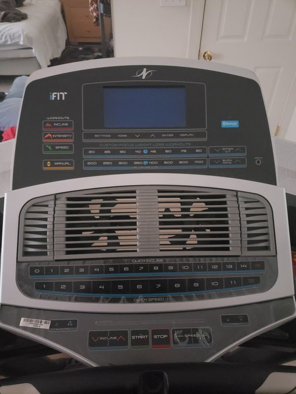 NORDICTRACK treadmill. Never used
