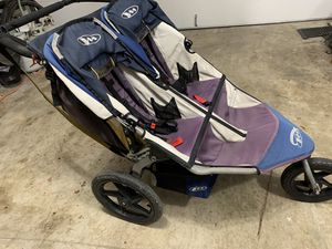 BOB double stroller for Sale in Kirkwood, MO