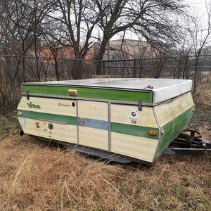 0lder Venture Pop Up Camper. for Sale in Westlake, TX
