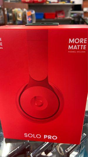 Brand New Beats Solo Pro Pharrell William Edition for Sale in Belleville, MI