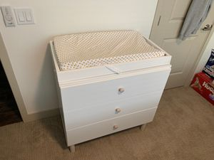 Changing table for babies for Sale in Carlsbad, CA