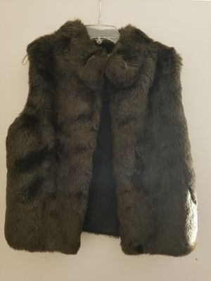 Fur vest womens for Sale in Silver Spring, MD
