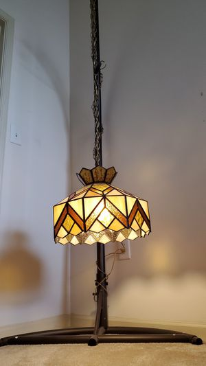 Stained glass lamp for Sale in Fairfax, VA