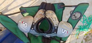 FOOTBALL PADS - CHILD X-SMALL 10-12 FREE HOLIDAY, FL for Sale in Tarpon Springs, FL