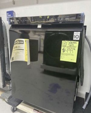 LG BLACK DISHWASHER for Sale in Raleigh, NC