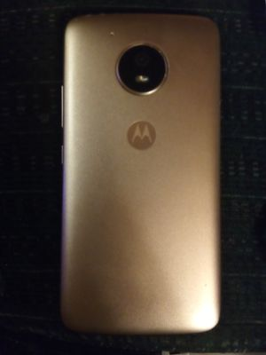 Moto E4 unlocked smart phone for Sale in Evansville, IN