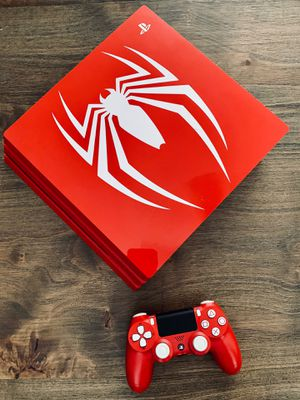 PS4 Pro - Spider-Man Edition for Sale in Phoenix, AZ