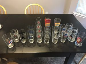 Collection brewery Drinking glass for Sale in Arlington, TX