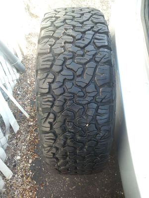 All terrain 265/70/R17 for Sale in Tucson, AZ