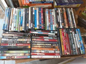 Box of 80 DVD Movies!! for Sale in Hesperia, CA