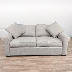 Gray Upholstered Loveseat (1038433) for Sale in San Bruno,  CA