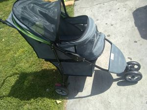 Dog stroller like new for Sale in Los Angeles, CA