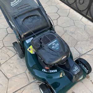 Craftsman Self Propelled Lawnmower for Sale in Rancho Cucamonga, CA