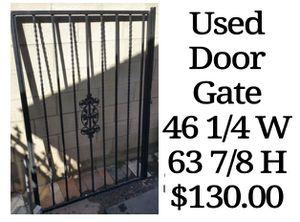 used door gate for Sale in Hacienda Heights, CA