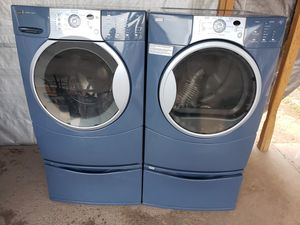 Kenmore élite washer and dryer electric for Sale in Phoenix, AZ
