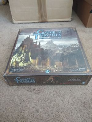 NEW A Game of Thrones The Board Game for Sale in San Diego, CA
