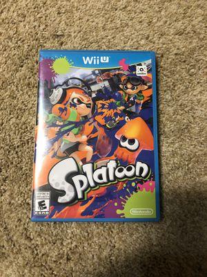 Splatoon - Wii U for Sale in Tulsa, OK