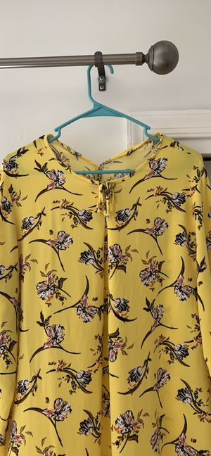 💯 % viscose tunic dress - made in Turkey for Sale in South Brunswick Township, NJ