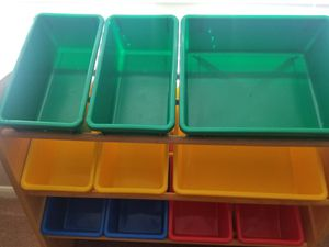 Kids toy organizer for Sale in Plano, TX