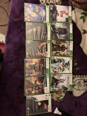Xbox 360 games for Sale in Alexandria, VA