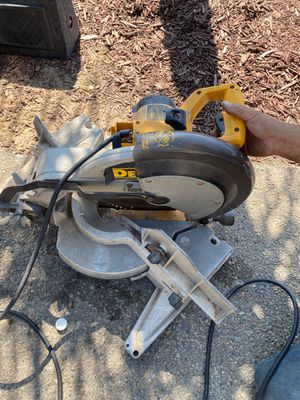 DEWALT TABLE SAW!!! for Sale in Vista, CA
