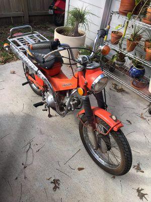 1977 Honda Trail CT90 Vintage Motorbike for Sale in Houston, TX
