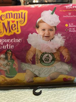 Starbucks mommy and me costumes for Sale in Gibsonton, FL
