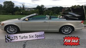 Volvo C70 Covertible Hardtop 6 Speed for Sale in Washington, DC
